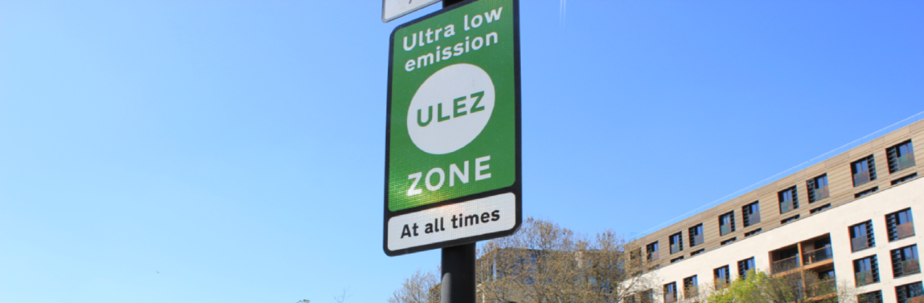 Changes to London's Ultra Low Emissions Zone (ULEZ)