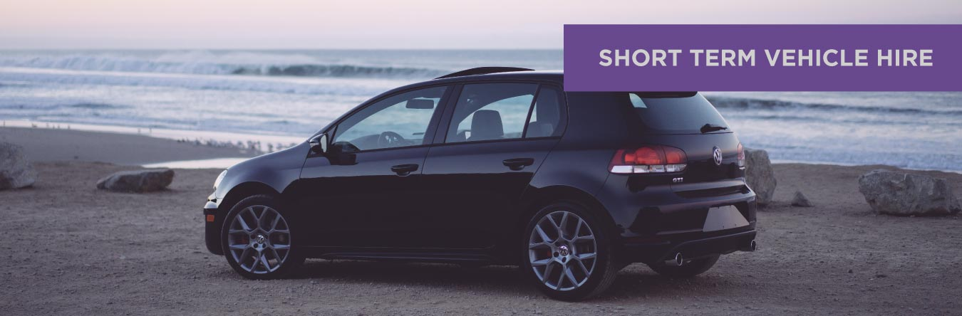 short term vehicle hire vw