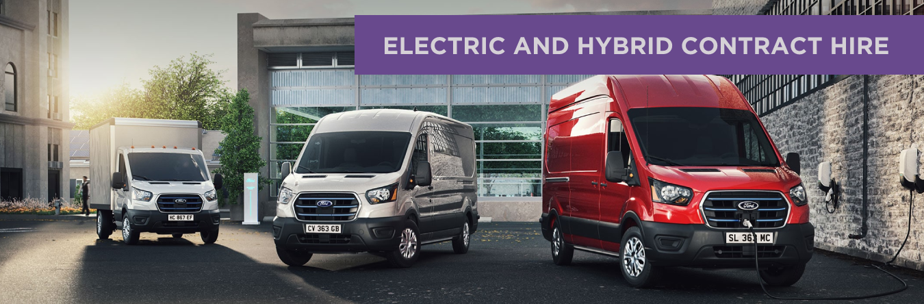 EV & Hybrid Contract Hire From Pendragon Vehicle Management