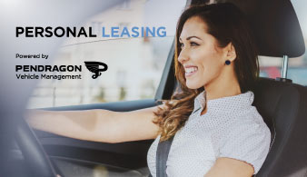 Personal Leasing Powered By Pendragon Vehicle Management