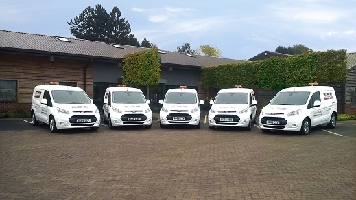 Pendragon Vehicle Management take on NT Killingley's commercial vehicle fleet